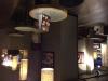 Flera olika rum ger en lugn känsla i kaféet.