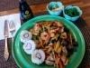 Thai och Sushibuffe' till lunch