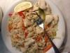Paad thai trots allergier en rätt med ägg å fisk/ostronsås??! Ser ut som ihopslängda rester!!
