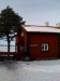 Cafe in an old ´torp´.