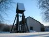 Kapellet i vinterskrud