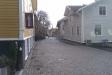 Moodys ligger i ett fint gammalt gult hus på Västra gatan