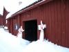 Det händer att det är öppet vintertid också!