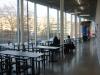Inne på Bonniers Konsthall-caféet.