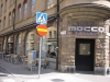 Utanför Mocco.