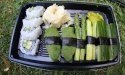 Vegetarisk Sushi (lunch)