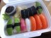 Stor sushi 105 kr