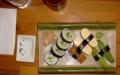Vegetarisk sushi