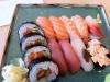 13 Bitars blandad Sushi