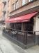 Första pizzeria på vänsten sida Eklandagatan upp