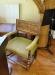 Fin stol under predikstolen