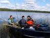 Fiske i Långträsksjön