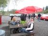 Gemytligt samkväm på Lissma Park