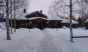 Taget på hemvägen från Luleå till Hbg 130102
