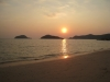sunset at Koh Mak