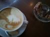 En vacker latte