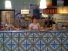 Så jäkla pittoreskt på cafe Frankfurt.