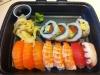 Ganska standard sushi. Helt OK.
