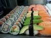 lunch sushi-buffe