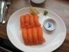 Lax sushi