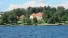 Villa Söderås från Vaxholms båtarna