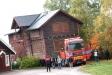 Huset flyttades 2007