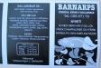 Ett par sidor av informationsfoldern med tillhörande produkt & prislista. http://pizzerian.barnarp.c