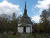 Klöveskogs kyrka 2009. Foto; Morgan Björnmar.