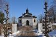 Byggd efter samma ritning som Slottskapellet i Jönköping
