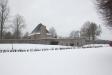 Kapellet i vinterskrud.