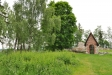 Skog kyrkoruin 17 juni 2011