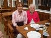Vid vårt besök blev vi serverade av Eva Rydberg som var gäst servitris denna dag