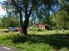 Liten camping vid Sämsjön