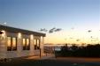 Utsikt över Öresund upp mot Gilleleje
