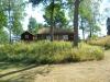 Vardrarhem i skogsbacke