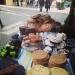 Marknad i Haga @Café Husaren