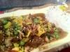 Japansk curry köttbullar