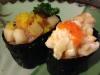 nyhet: lax sushi