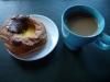 Kaffe till överpris med riktigt gott och prisvärt wienerbröd