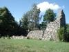 Ruinen från sydöst.