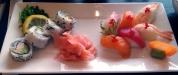 Vilken god sushi