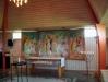 Sankt Olofs kapell.Interiör.Foto:Bernt Fransson