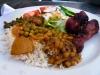 Lunchbuffé på Village Tandoori