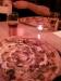 ´egenkomponerad´ pizza med kyckling-kebab