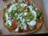 Fläskkarrepizza från My Way.