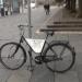 Till höger om cykel