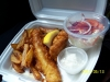 Fish`n chips.