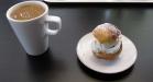 Kaffe och minisemla