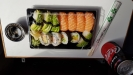 Sushi special 12 bitar take away