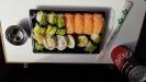 Sushi special 12 bitar take away